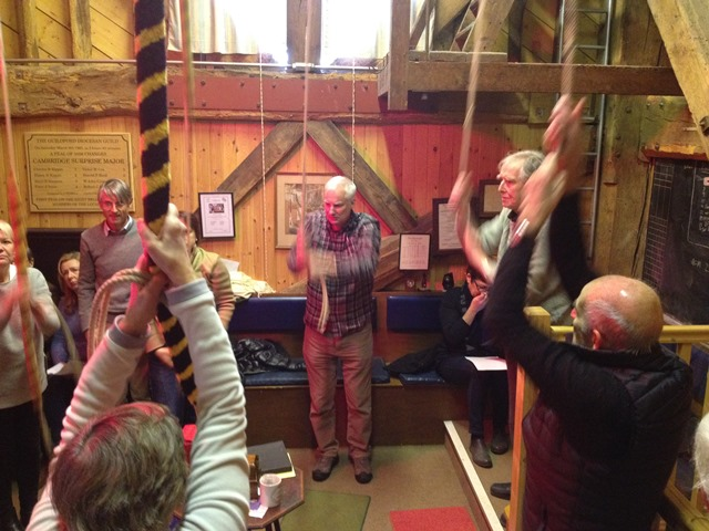 Ringing during 2017 winter outing