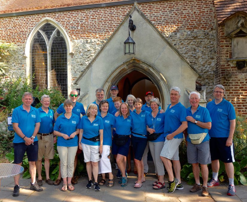 Barnes Charity Bicycle Sale Report