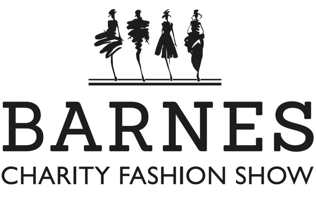Barnes Charity Fashion Show 9th & 10th October 2019 at 7.30pm