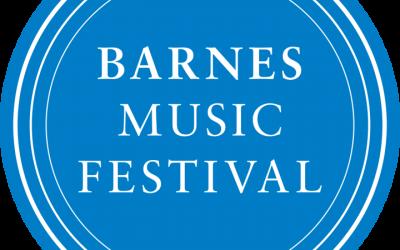 Barnes Music Festival 2018 – tickets
