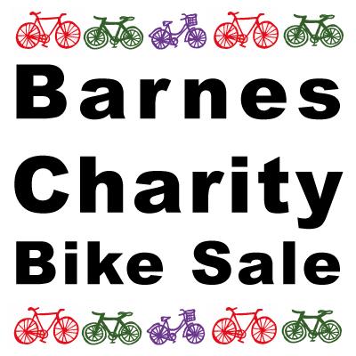 Bike Sale – FAQs | St Mary's Barnes