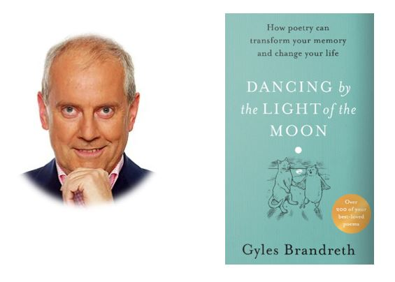 Dancing by the Light of the Moon with Gyles Brandreth 22nd September at 7.30pm