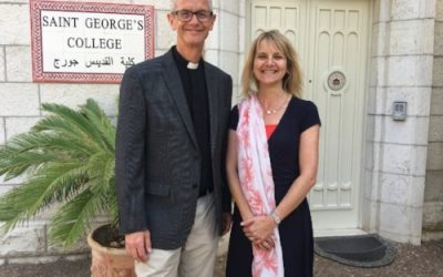 Farewell to our Rector, Rev'd Richard Sewell