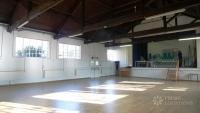 KH Large Hall windows left