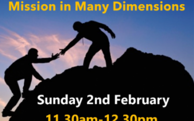 Canon Jay Colwill – Mission in Many Dimensions