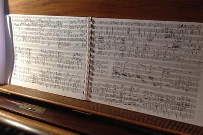 Score Barnes Music Festival