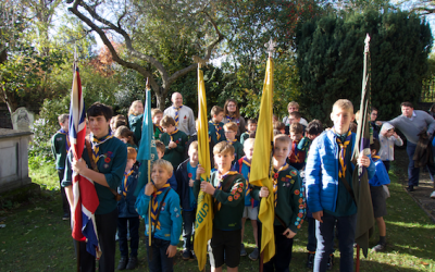 St Mary's Barnes Scouts Group Report 2020
