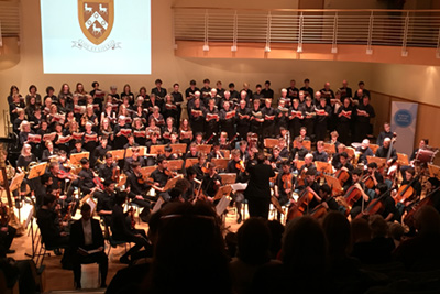 St Paul's School Orchestra Barnes Music Festival