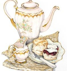 Rectory Tea Party, Wednesday 1st August, 3-5pm