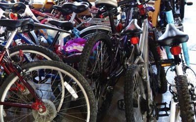 Barnes Charity Bike Sale