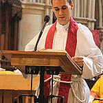 New Vicar at St Michael's